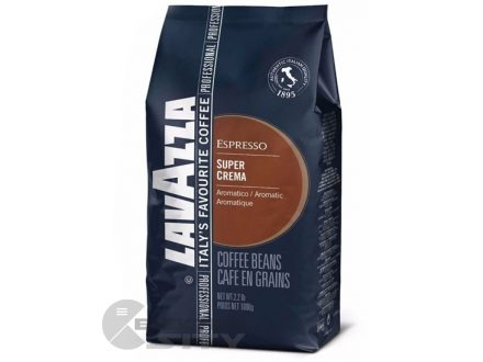 Lavazza Super Crema BAG káva zrnk. 1000g