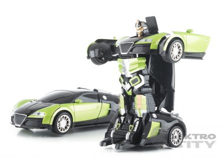 G21 R/C robot Green King