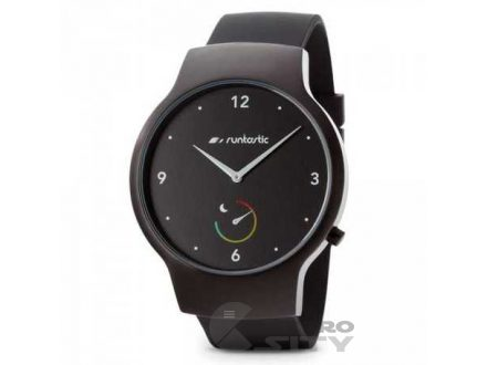 Runtastic Moment Basic, Black