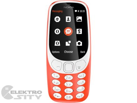 NOKIA 3310 SS Red