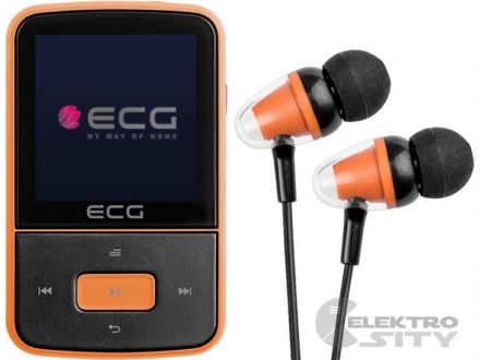 ECG PMP 30 8GB Black&Orange